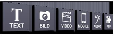 Content-Marketing - redaktionelle Inhalte für die Zielgruppe